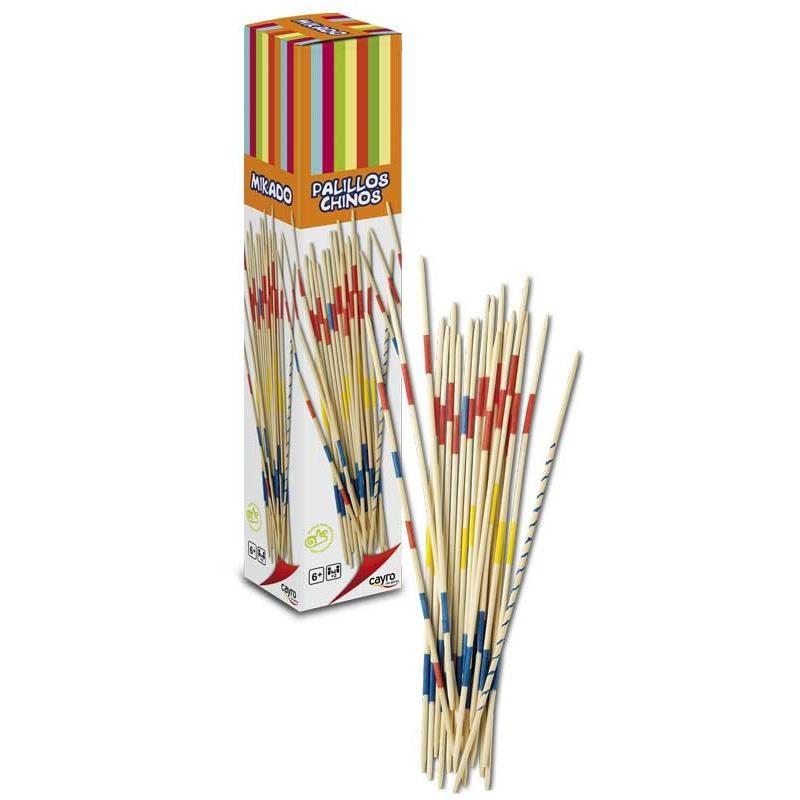 Juego Mikado palillos chinos