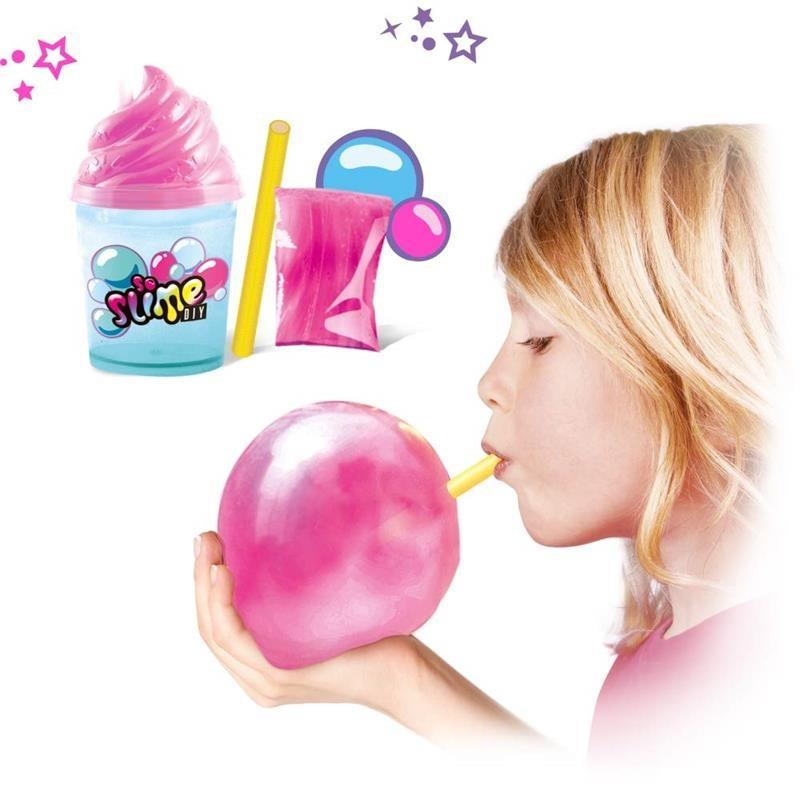 Slime shaker bubble