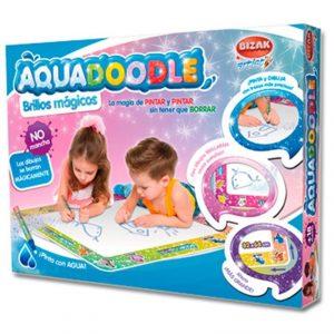Quadro de água com brilhos Aquadoodle
