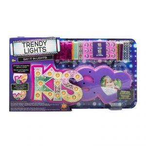 Cartaz luminoso decoração para crianças
