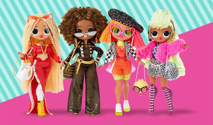Comprar muñecas LOL Surprise