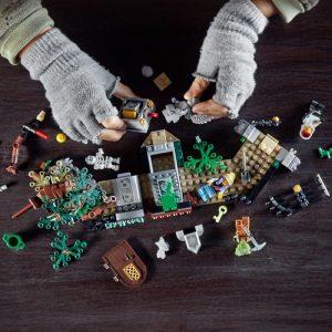 Compra LEGO O Mistério do Cemitério