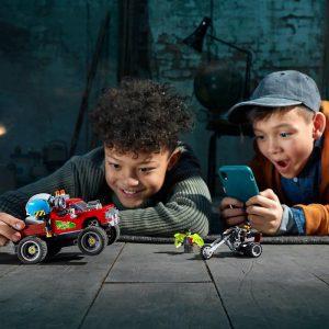 Comprar LEGO O Camião de Acrobacias de El Fuego