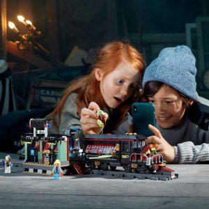 Comprar LEGO Comboio-Fantasma Expresso