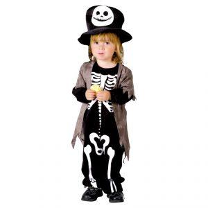Disfraz Bebé esqueleto