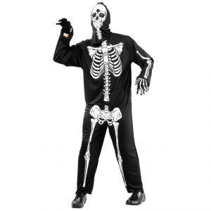 Disfraz Hombre esqueleto