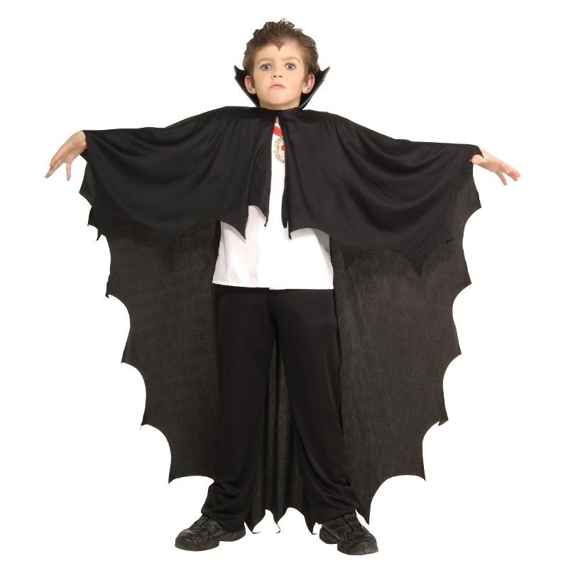 Complementos Disfarces Capa de vampiro infantil