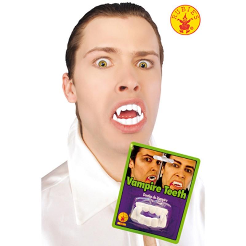 Complementos Disfarces Dentes de vampiro