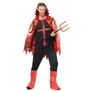 Disfraz completo de Diablo para Adulto