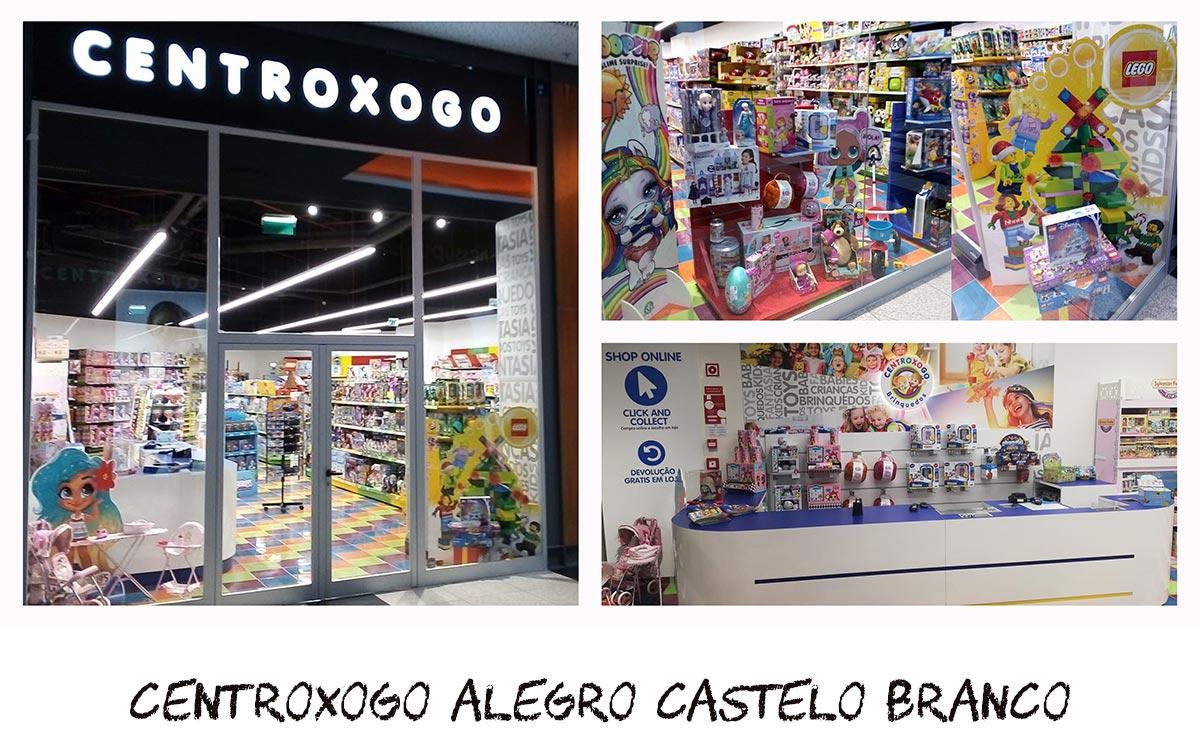 Loja Centroxogo Castelo Branco