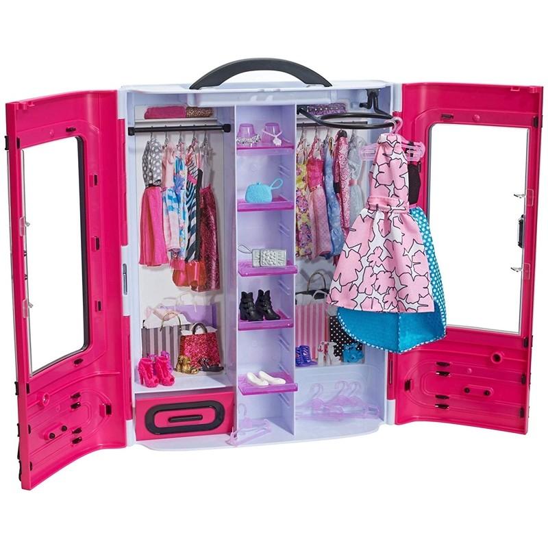 Comprar Barbie e o seu armário fashion de Mattel | Loja