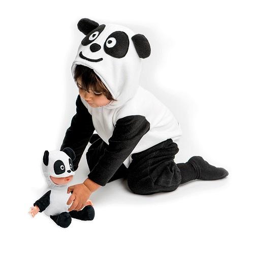 comprar Panda - boneca con disfarce