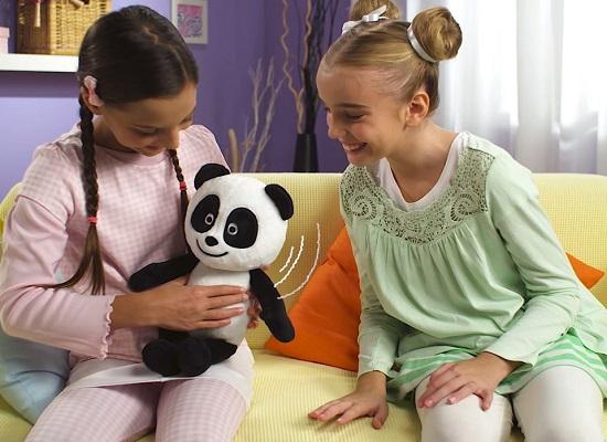 comprar Panda - peluche com cócegas