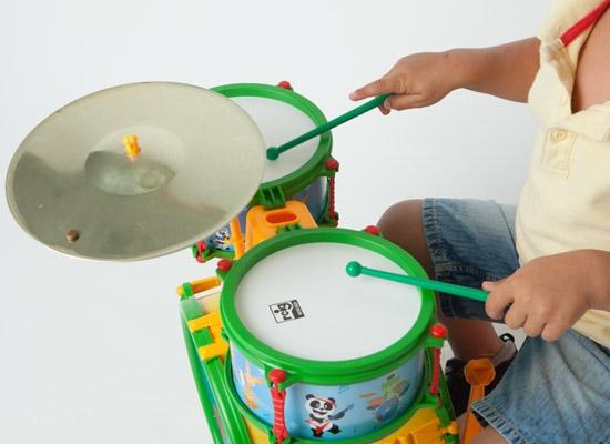comprar Panda - bateria musical