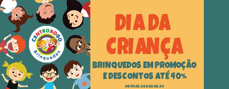 promoções dia da criança