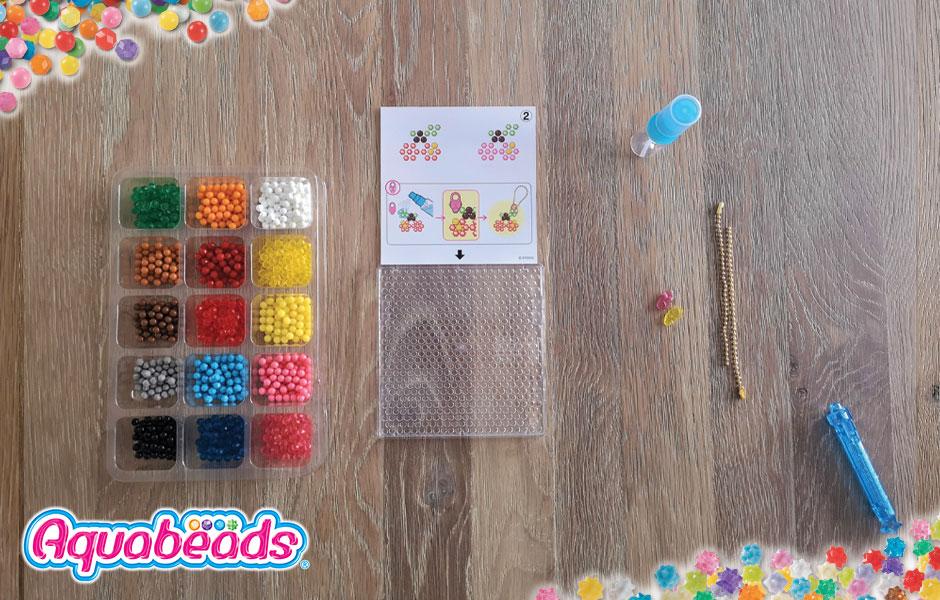 Aquabeads Pack Complementos Designer