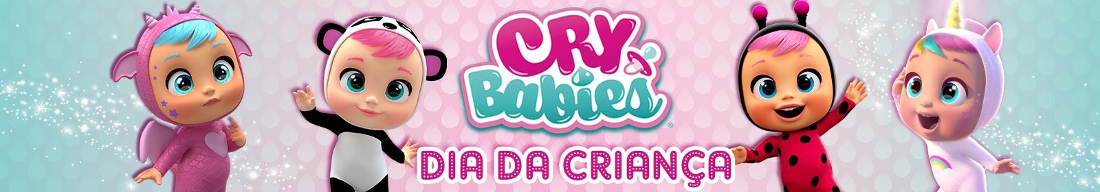 comprar bonecas cry babies