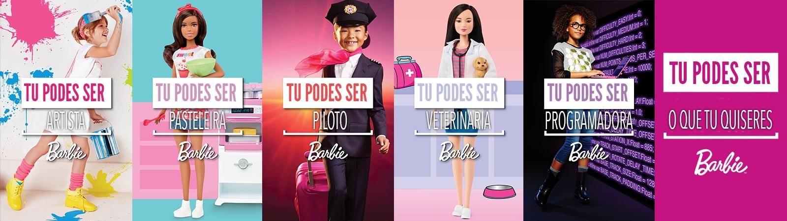 comprar Barbie