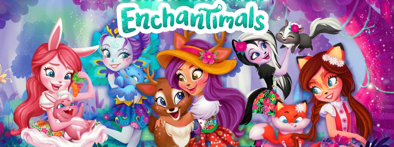 comprar enchantimals