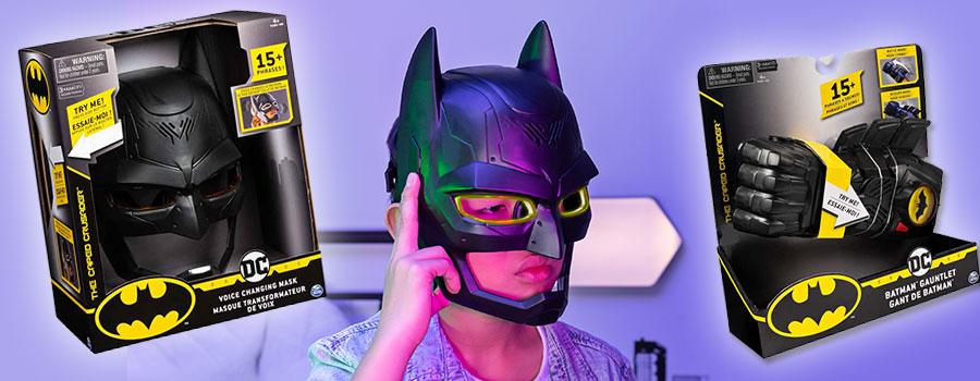 disfarce de Batman