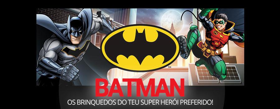brinquedos de Batman