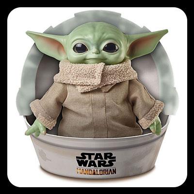 Peluche Baby Yoda «The Child»