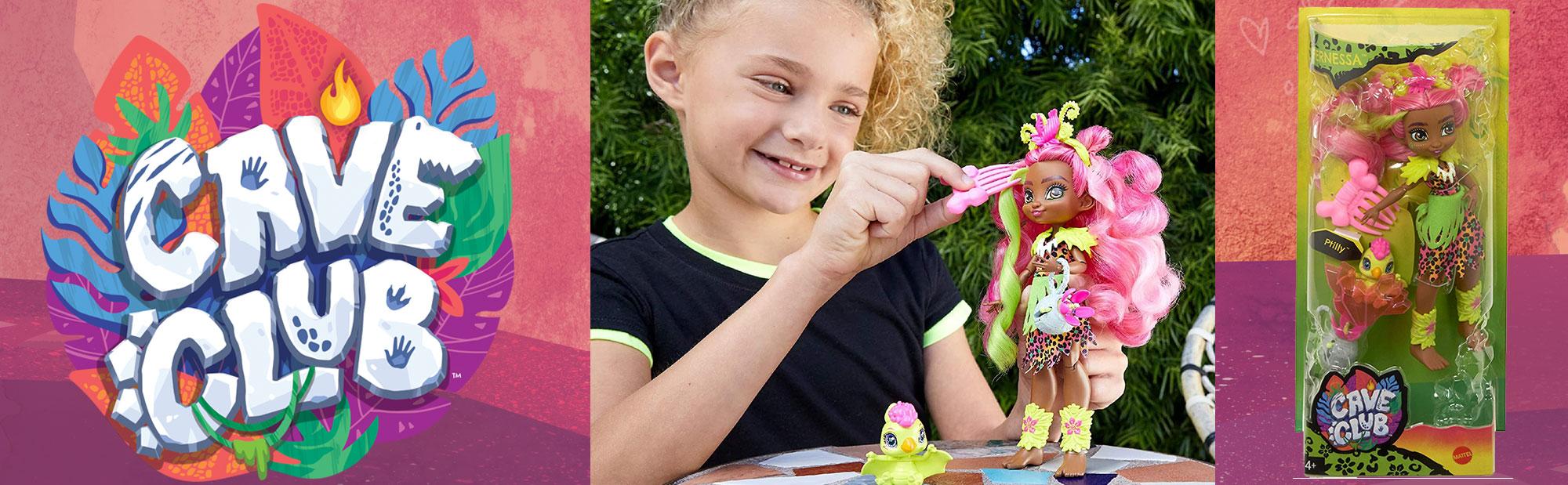 Fernessa Club de Mattel