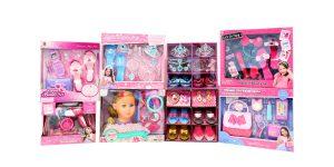 brinquedos de beleza