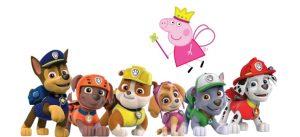 brinquedos Patrulha Pata