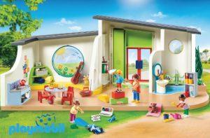 blocos de construção Playmobil